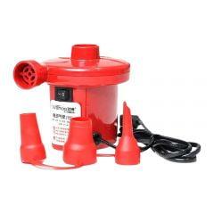 Máy bơm mini hút chân không 2 chiều dùng điện 220V (Đỏ)